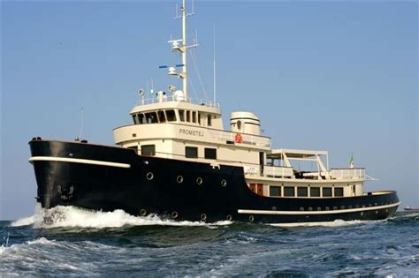 Boat Loan Brokers by 1957 Galaz Cant Santiebul Converted Tug Power Boat For