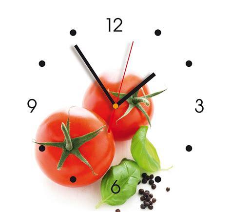 horloge cuisine horloge murale pour cuisine horloge murale de cuisine par