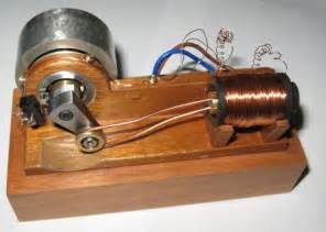 Homemade Engine Motor Solenoid