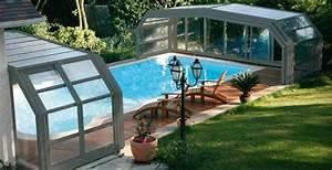 Abri Haut Piscine : abri piscine haut devis piscine prix abri piscine ~ Premium-room.com Idées de Décoration