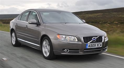 2009 Volvo S80 Review by Volvo S80 D5 2009 New Review By Car Magazine