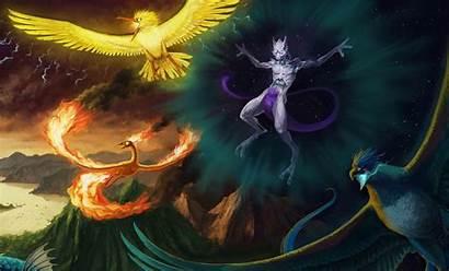 Legendary Pokemon Wallpapers Background 1680 2784 Px