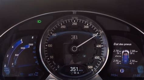 The exclusivity of a bugatti, the labor involved, and the quality of the materials used, contribute to the price of an oil change. Watch a Bugatti Chiron speedometer hit 218 mph | NAPA's Premier Service Center