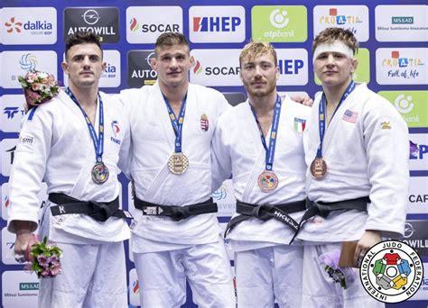judo bronzo  mungai  loporchio  zagabria   altro