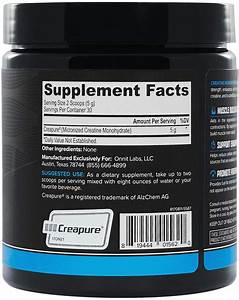 Onnit Creatine Review  2019  Onnit Creatine Monohydrate Reviews