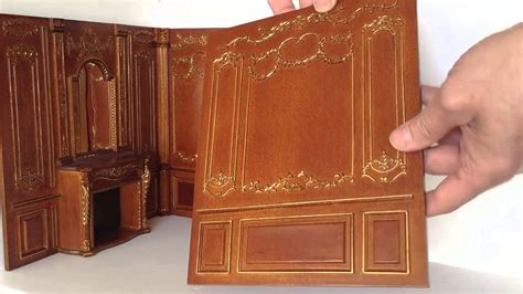 royal panels  minilandca dollhouses  miniatures