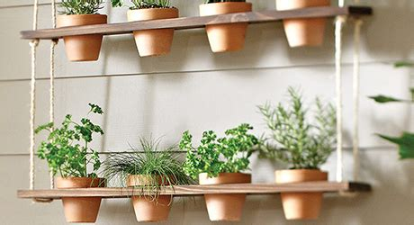 how to make an indoor herb garden the home depot