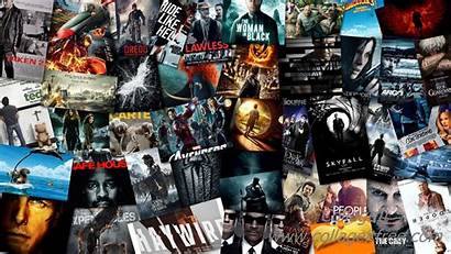 Collage Movie Wallpapers Backgrounds Wallpaperaccess