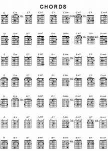 Chord Card Basic    Chords