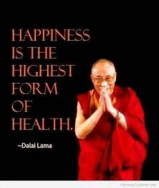 Dalai Lama Quote About Happiness