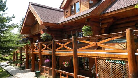 bienvenue au domaine des merveilles maison bois rond 195