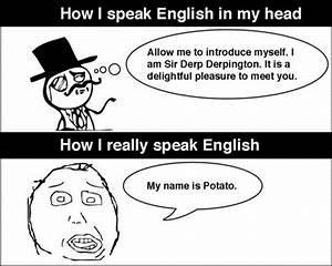 IN Mind Vs IN Reality Funny English Jokes   Funny Pics ...