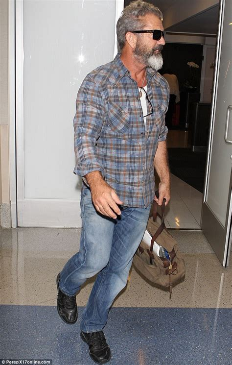 Blood Father Mel Gibson Beard