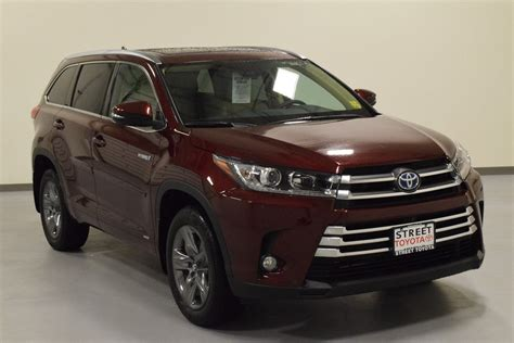 toyota new 2017 new 2017 toyota highlander for sale in amarillo tx 17462