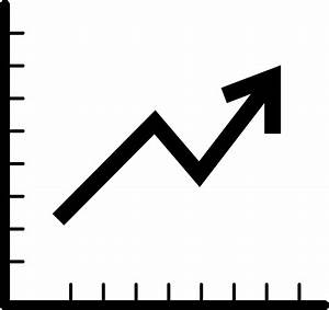 Line Graph Svg Png Icon Free Download   353781