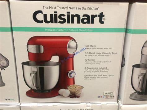 cuisinart qt tilt head mixer model sm bcpc