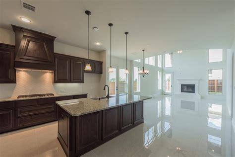 luxury kitchen flooring plano tx new homes for west park villas 3916