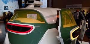 Litiere Qui Se Nettoie Toute Seule : la voiture qui se conduit toute seule vid o etrange et insolite ~ Melissatoandfro.com Idées de Décoration