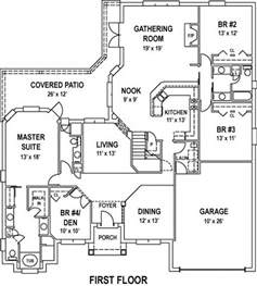 large house blueprints large open floor plan house plan alp 099d