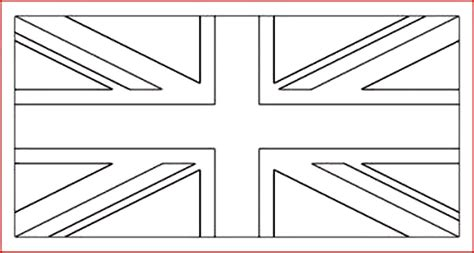 malvorlage flagge grossbritannien malvorlagencr