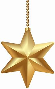 Yellow Christmas Star Clipart (61+)