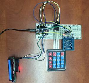 Arduino Electronic Lock  U2013 Humidity Sensor