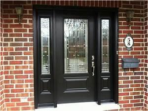 Exterior on Pinterest Front Doors Black, Doors and