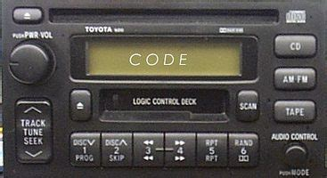 2004 Suzuki Verona Radio Code by Suzuki Verona Questions What Is The Reset Code Number