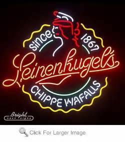 Leinenkugel Neon Beer Sign only $299 99 Signs L