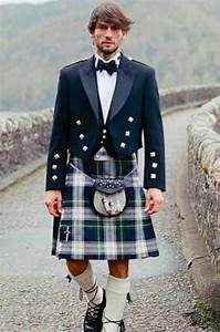 The kilt is a traditional men's garment in Scotland and Ireland, and some fashion designers ...