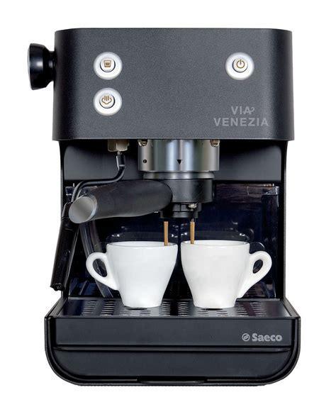 Via Venezia Manual Espresso machine RI9366/47   Saeco
