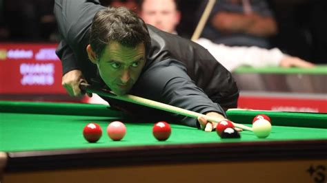 Sunsport's rob maul provides his own top. Ronnie O'Sullivan comes back to win thriller against Sunny ...