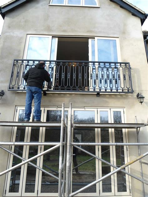 rawd iron railing exterior charming picture of home exterior decoration using cream light brown exterior wall