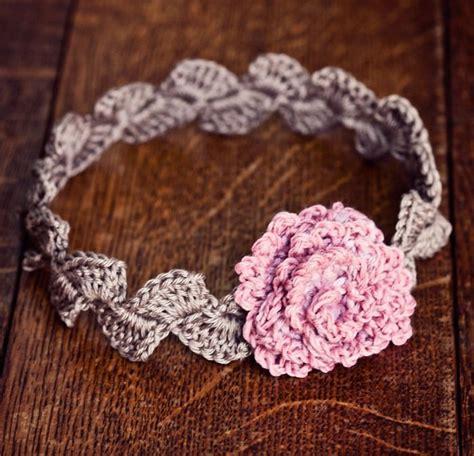 crochet hair band 25 best ideas about crochet headbands on