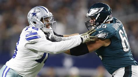 eagles offensive linemen rip greg hardy  overtime win