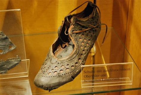 Fashionable 2,000-year-old Roman Shoe Found In A Well