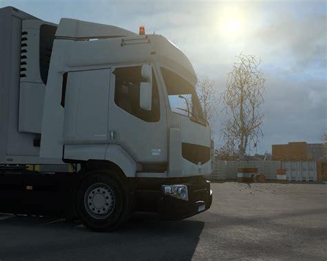 renault trucks premium renault premium v1 1 truck euro truck simulator 2 mods