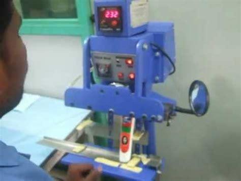 ss pharmatech manual tube sealing machine youtube