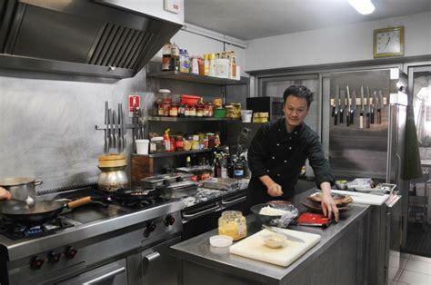 cuisine siphon restaurant dozo à mérignac