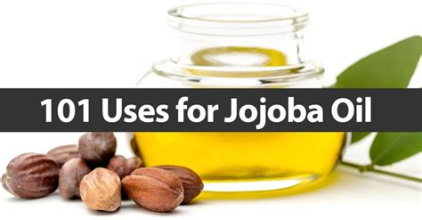 Pictures of Jojoba Oil Uses