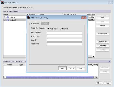L Linux Tutorial by 使用 Ibm Network Advisor 监视 San 交换机性能