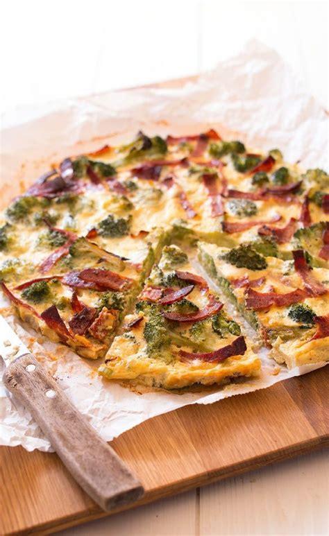 cuisiner le brocolis frais 1000 idées à propos de quiche au brocoli sur quiche de brocoli au fromage recettes