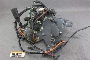 Omc Cobra 3 0l 2 5l Wire Wiring Harness Solenoid Bracket