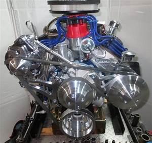 351w    437 Hp Carbureted Turnkey Engine