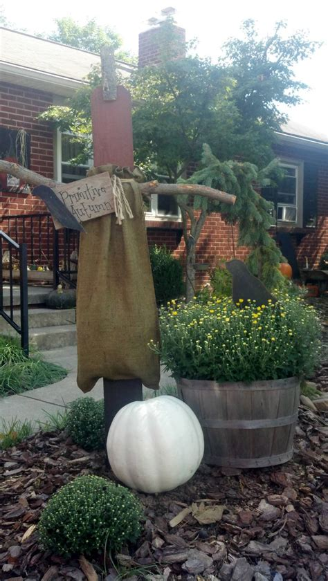 Best Images About Primitive Fall Decorating