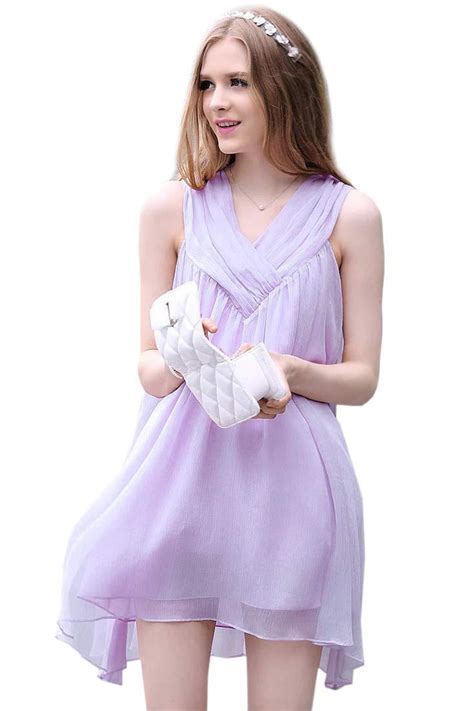 light purple maternity dress light purple sleeveless ruffled maternity from dear daisy