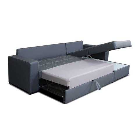 Canapé Convertible Avec Méridienne Coffre Moda Univers