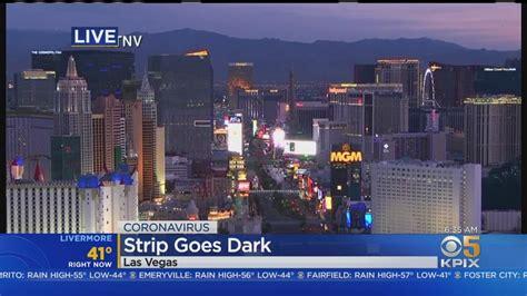 Las Vegas Strip Goes Dark As Nevada Orders Shutdown Of ...