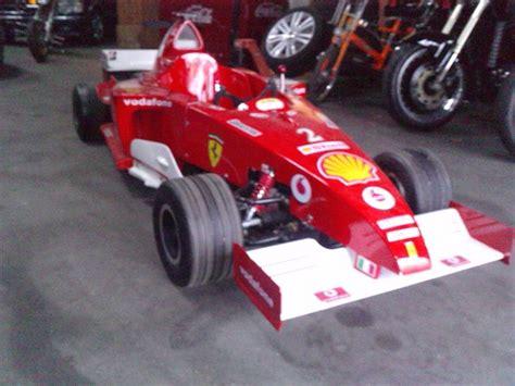 ferrari formula   kart  combustion engine  speed