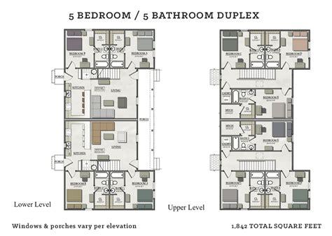 floorplans cottages  tempe